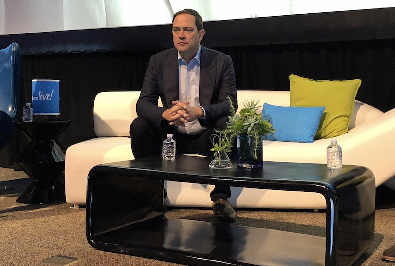 Cisco's Robbins: No, we're not a subscription software company